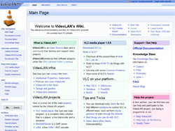 VideoLAN Wiki website